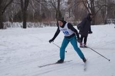 Лыжные соревнования - 1