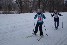 Лыжные соревнования -3
