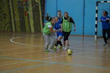 Турнир по футболу среди девушек - 1