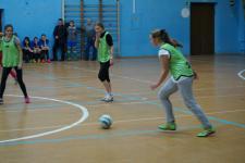 Турнир по футболу среди девушек - 2